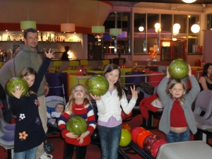 Bowling at Coutances