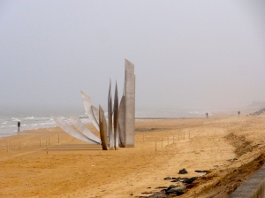 Omaha Beach, Memorial to the Fallen