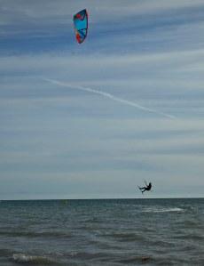 Kite Surfing, St Martin de Bréhal