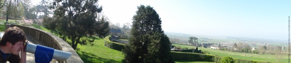 Jardin de Plantes, Avranches